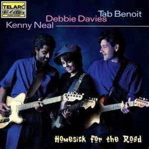 Tab Benoit, Debbie Davies & Kenny Neal